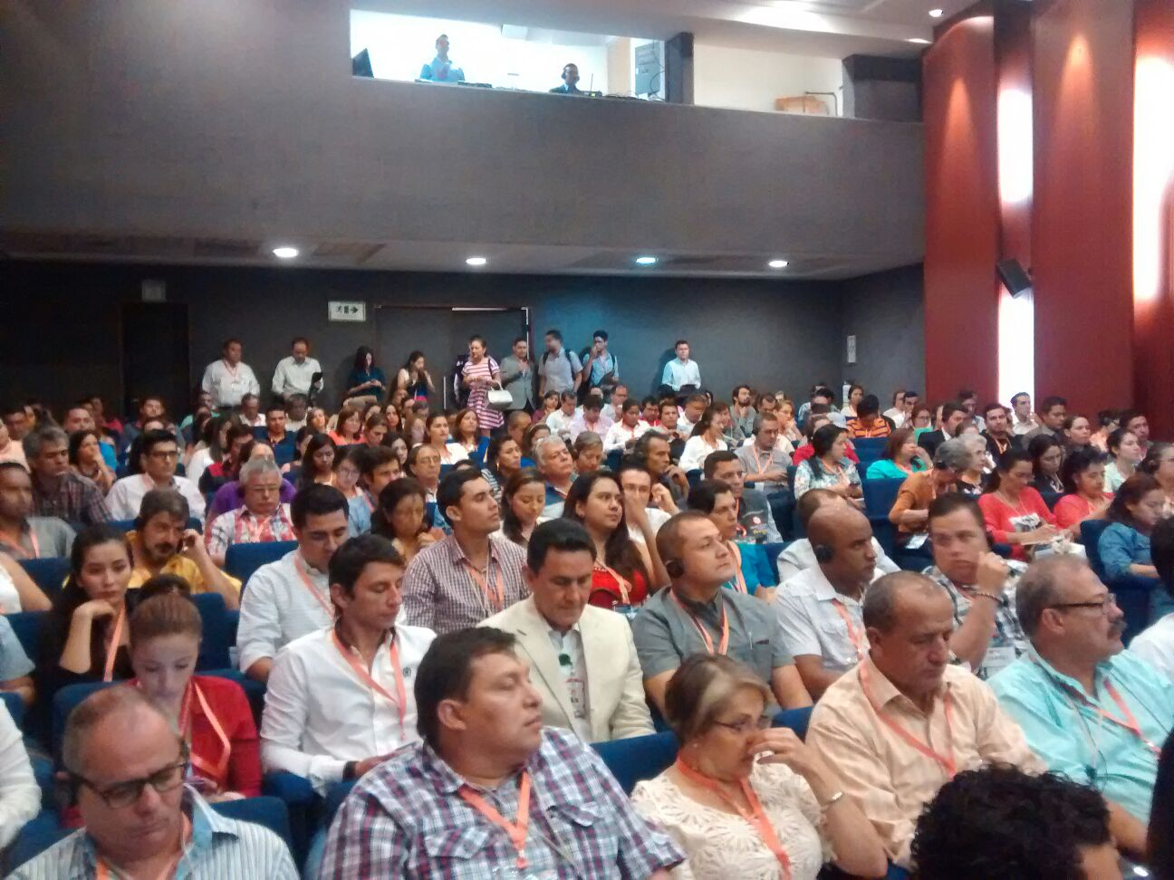 Road Show Waste Colombia